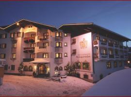 Hotel Metzgerwirt, отель в городе Кирхберг-ин-Тироль
