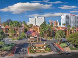 Desert Rose Resort, hotel en Las Vegas