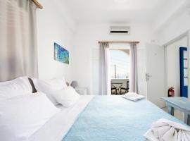 Londos Hotel, hotel in Piso Livadi