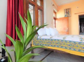 Vishal Villa, отель в Джайпуре