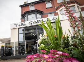 The Gables Hotel, budget hotel in Blackpool