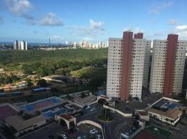 Apartamento Família - Ponta Negra, apartment in Natal