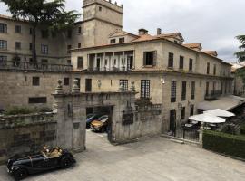 Parador de Pontevedra, hotel in Pontevedra