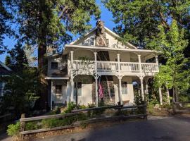 Inn at Sugar Pine Ranch – hotel w mieście Groveland