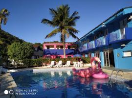Hotel Costa Azul, hotel in Ubatuba