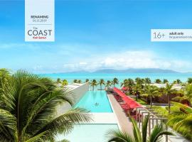 The COAST Adults Only Resort and Spa - Koh Samui formerly Sensimar, hotel in Mae Nam
