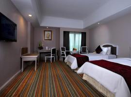 Berjaya Waterfront Hotel, hotel in Johor Bahru