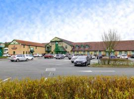 Best Western Plus Bentley Hotel, Leisure Club & Spa, hotel in Lincoln