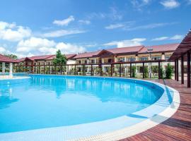 36Manor International Sport Hotel, מלון בויאנטיין