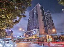 SSAW Boutique Hotel Shanghai Bund – hotel w pobliżu miejsca Stare Miasto w Szanghaju