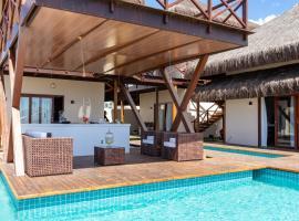 Villa Namú Beach House Suites, guest house in São Miguel do Gostoso
