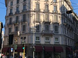Hotel La Madonnina, hotel near Palazzo Reale, Milan