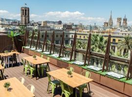 Kabul Party Hostel Barcelona, hotel in Barcelona