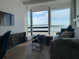 Seashore Beach View, apartment in Koksijde