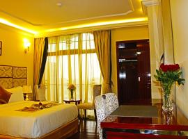 Golden Royal Hotel, hotel in Addis Ababa
