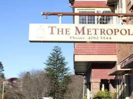 The Metropole Guest House Katoomba, guest house in Katoomba