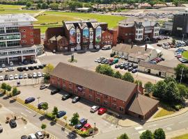 Stables Inn, Aintree, hotel in Liverpool