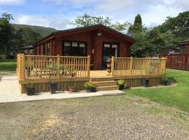 Lomond Lodge 20, cabin in Rowardennan