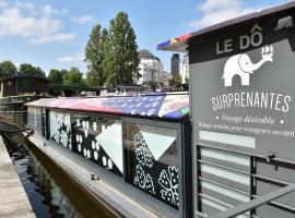 Surprenantes- Le DÔ, boat in Nantes