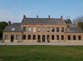 Manoir des Carreaux, country house in Ingouville