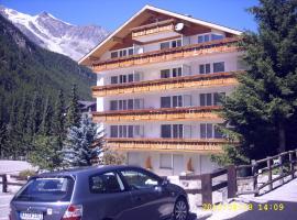 Haus Apollo, Hotel in Saas-Almagell
