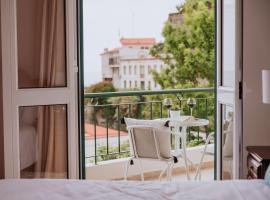 Vila Mar Apartment, hôtel à Ponta do Sol