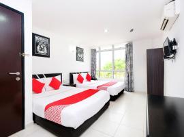 OYO 711 Tawaquf Inn, hotel di Kuala Terengganu