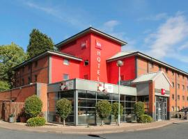 ibis Birmingham Bordesley, pet-friendly hotel in Birmingham