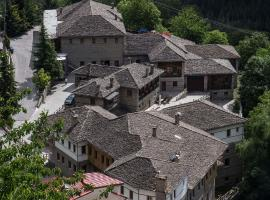 Katogi Averoff Hotel & Winery, hotel in Metsovo