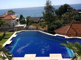 Bamboo Bali Hill Bungalows, homestay in Amed