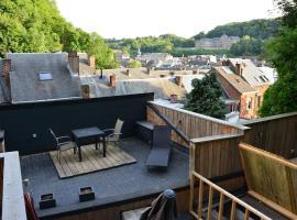 Le Toit de Dinant, apartment in Dinant