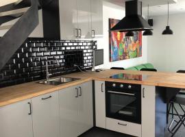 Froissart Studio, apartment in Chimay