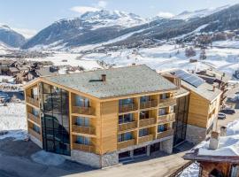 Montivas Lodge, hotel in Livigno