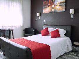 Citotel Europeen, hotel near Angoulême - Cognac Airport - ANG, Angoulême