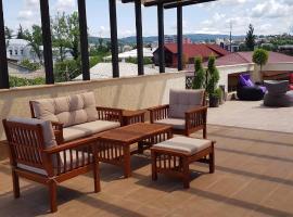 Hotel Terrace Sinauri, hotell sihtkohas Kutaisi
