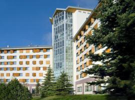 Ringberg Hotel, Hotel in Suhl