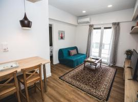 Ziva Apartment - 4th floor - Renovated 2019, hotel in Athens