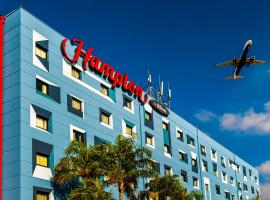Hampton by Hilton Guarulhos Airport, hotel in Guarulhos