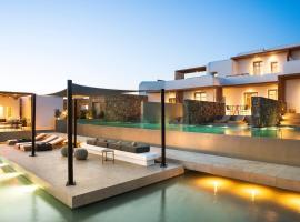 Mykonos Soul Luxury Suites, מלון באגיוס סטפנוס