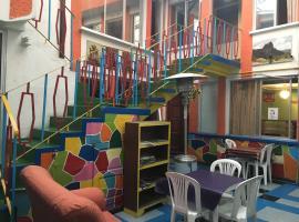 Hospedaje Yanacocha, bed and breakfast en La Paz