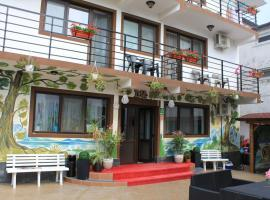 Da Boss, hotel in Costinesti