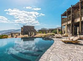 Alila Jabal Akhdar, boutique hotel in Al Khuţaym