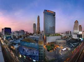 Amari Watergate Bangkok - SHA Certified, hotel in zona Centro Commerciale Siam Paragon, Bangkok