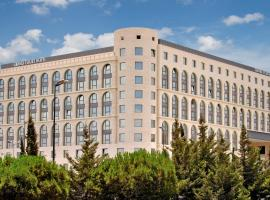 Grand Court Hotel, hotel in Jerusalem