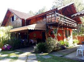 Pousada Som das Águas Maringá, hotel near Parque Nacional de Itatiaia, Visconde De Maua