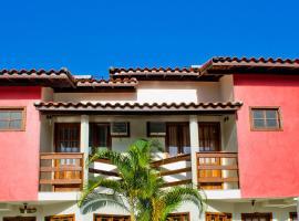 Residencial Mont Sinai - Tonziro, serviced apartment in Porto Seguro