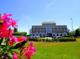 Hotel Omnia, hotell i Noventa di Piave