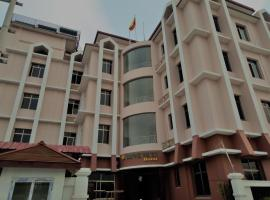 Shwe Pe Ti Hotel, hotel in Mandalay