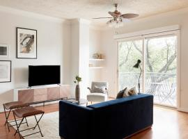 Sonder — Bayou on The Bend, serviced apartment in Houston