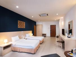 Golden View Serviced Apartments, hotel in George Town